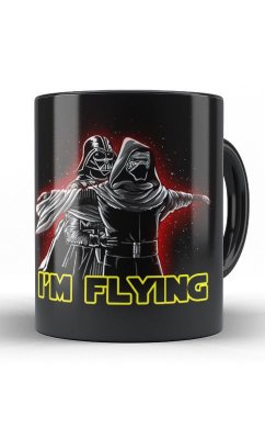 Caneca Star Wars - I''m Flying
