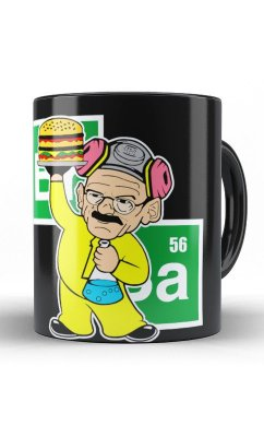 Caneca Breaking Bad - Serie