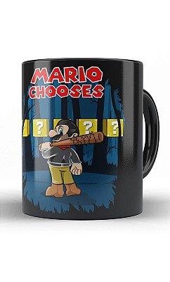 Caneca The Walking Dead - Mario