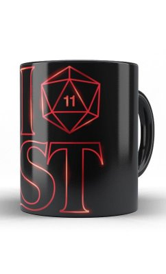 Caneca I Ellen Stranger Things