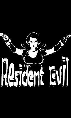 Camiseta Resident Evil - Filme