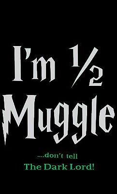 Camiseta Harry Potter - Muuggle