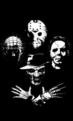 Camiseta Jason And Killers