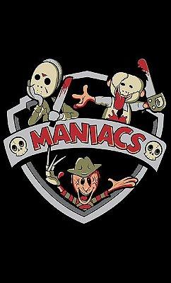 Camiseta Jason Killer - Maniacs