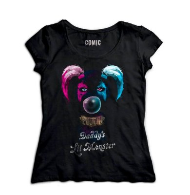 Camiseta Feminina Esquadrão Suicida - Arquelina