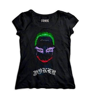 Camiseta Feminina Esquadrão Suicida