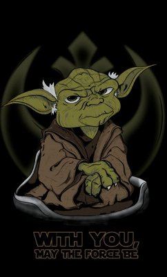Camiseta Yoda - Star Wars