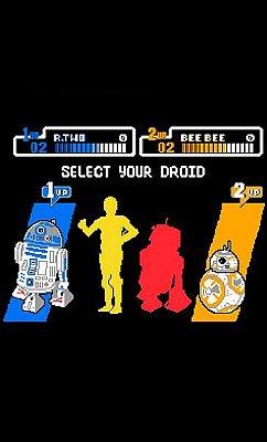 Camiseta Star Wars - R2-D2