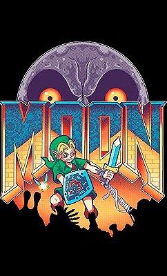 Camiseta Zelda Link Game