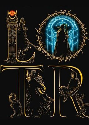 Camiseta The Lord of the Rings