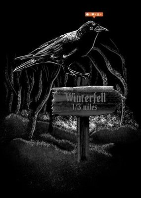 Camiseta Game of Thrones Winterfell 1/3 Miles