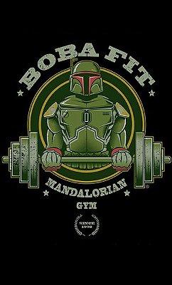 Camiseta Star Wars - Boba Fit