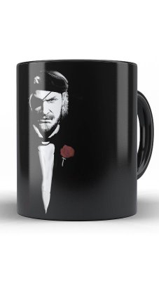 Caneca Metal Gear Solid