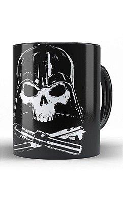 Caneca Star Wars - Darth Vader Skull