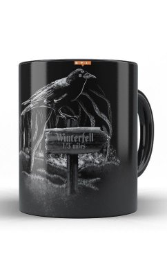 Caneca Game of Thones Winterfell 1/3