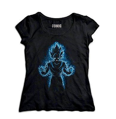 Camiseta Feminina Dragon Ball Z