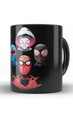 Caneca Homem Aranha