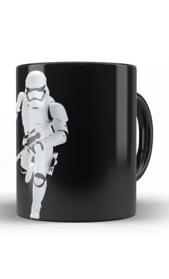 Caneca Star Wars Filme - Stormtrooper
