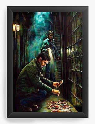 Quadro Decorativo Supernatural - Serie