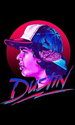 Camiseta Stranger Things - Dustin