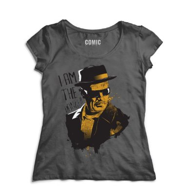 Camiseta Feminina Breaking Bad