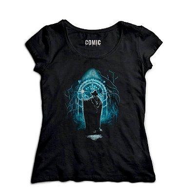 Camiseta Feminina Senhor dos Aneis - Filme
