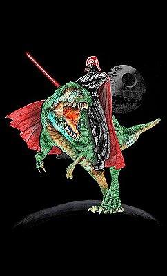 Camiseta Darth Vader - Jurassic