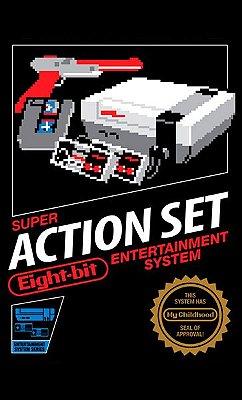Camiseta Nintendo - Classico Game