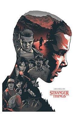 Camiseta Eleven Stranger Things
