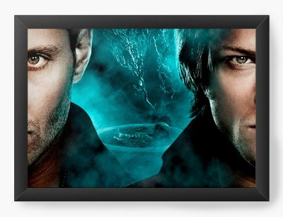 Quadro Decorativo Supernatural - Serie