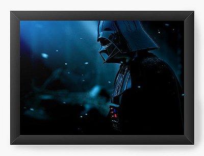 Quadro Decorativo Darth Vader - Star Wars