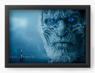 Quadro Decorativo Game of Thrones