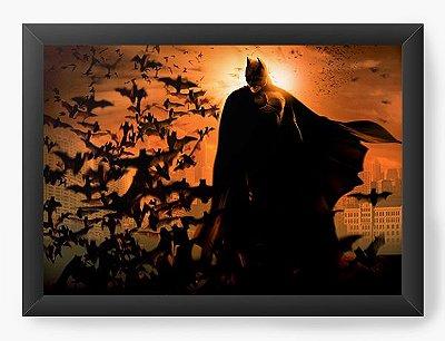 Quadro Decorativo Batman - Dark