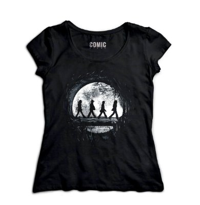 Camiseta Feminina The Beattles - Hakuna matata