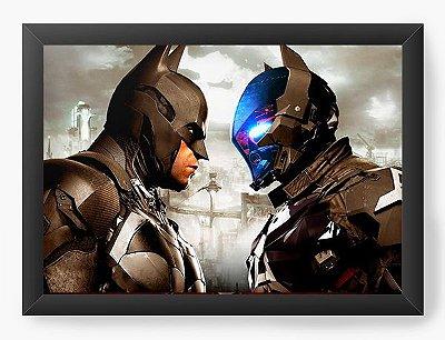 Quadro Decorativo Batman Arkham Knight