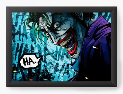 Quadro Decorativo The Joker