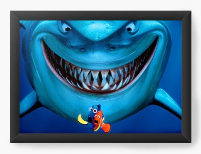 Quadro Decorativo Finding Nemo