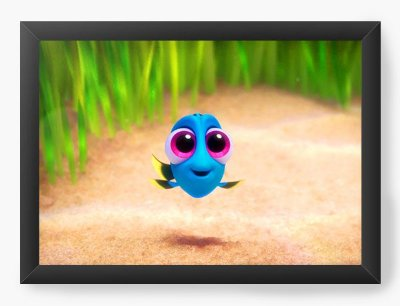 Quadro Decorativo Finding Dory