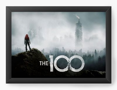 Quadro Decorativo The 100