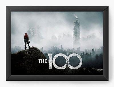 Quadro Decorativo The 100