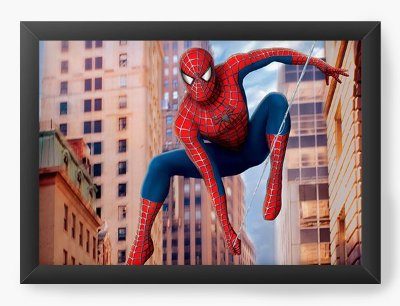 Quadro Decorativo Spider-Man