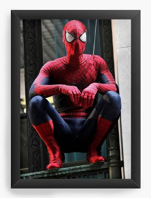 Quadro Decorativo Spiderman the movie