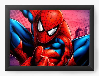 Quadro Decorativo The Amazing Spiderman