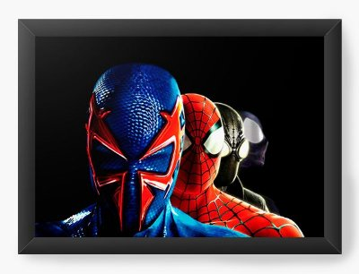 Quadro Decorativo Spiderman in Captain America Civil War