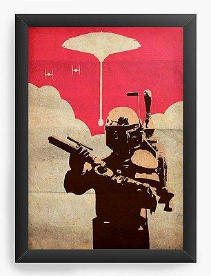 Quadro Decorativo Soldier
