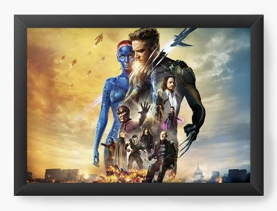 Quadro Decorativo X Men