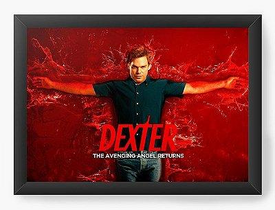 Quadro Decorativo Dexter - Serie