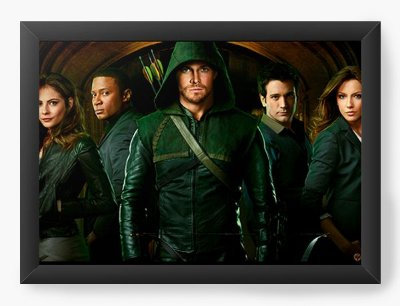 Quadro Decorativo Arrow Elenco