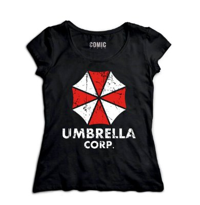 Camiseta Feminina Umbrella corp