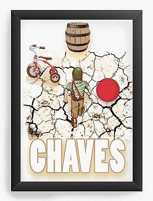 Quadro Decorativo Chaves